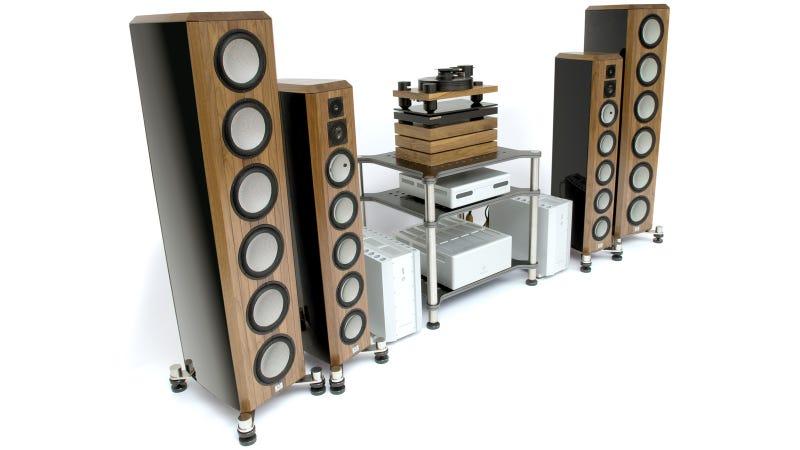 19 Amazing Massive Stereos