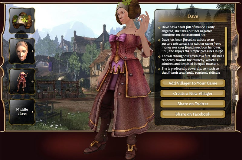 Choose Your Own Fable III Villager