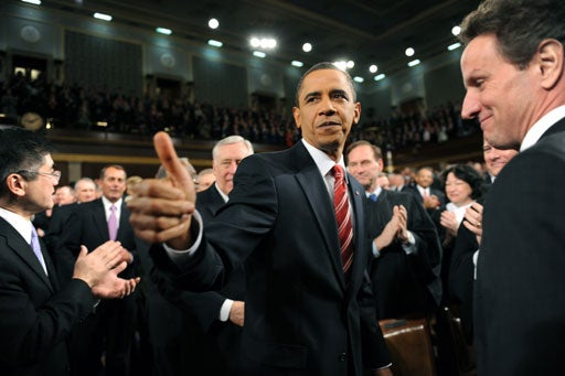 Barack Obama's State of the Union Was Awesome