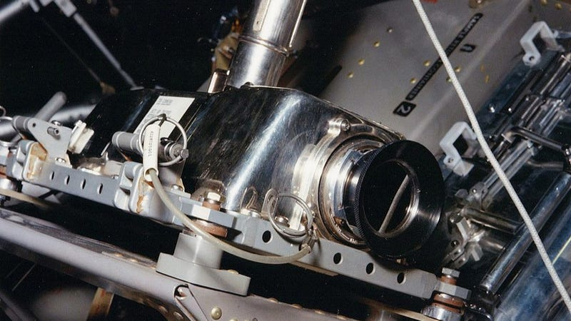 The Groundbreaking Camera That Captured Man's First Steps on the Moon
