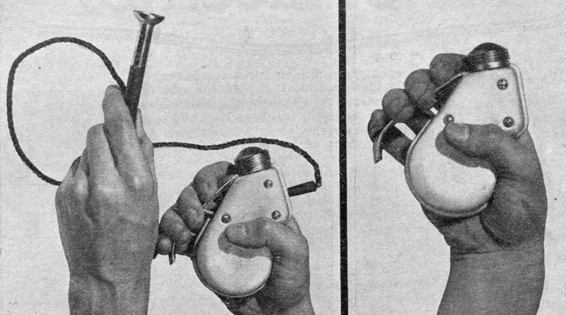 Squeeze and Glow: The Battery-Free Flashlight of 1923