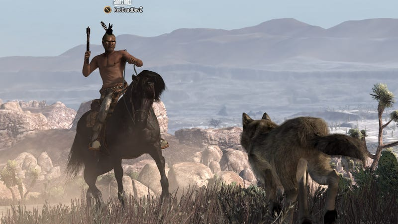 Red Dead Redemption's Legends And Killers Arrive Next Week