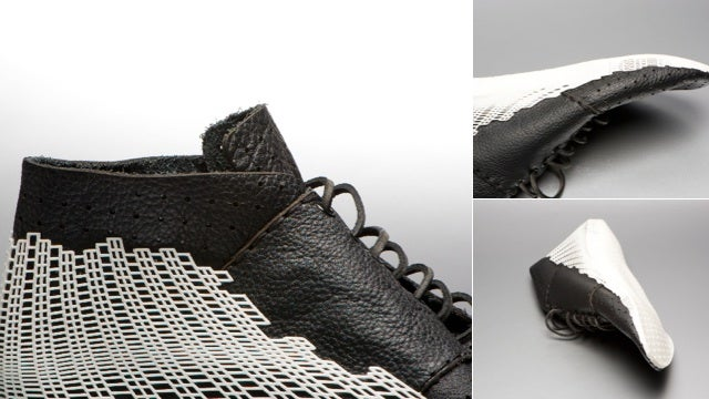 Meet the Shoe that Represents the Future of Fashion and 3D Printing