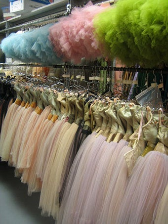 Behind The Scenes At The Ballet