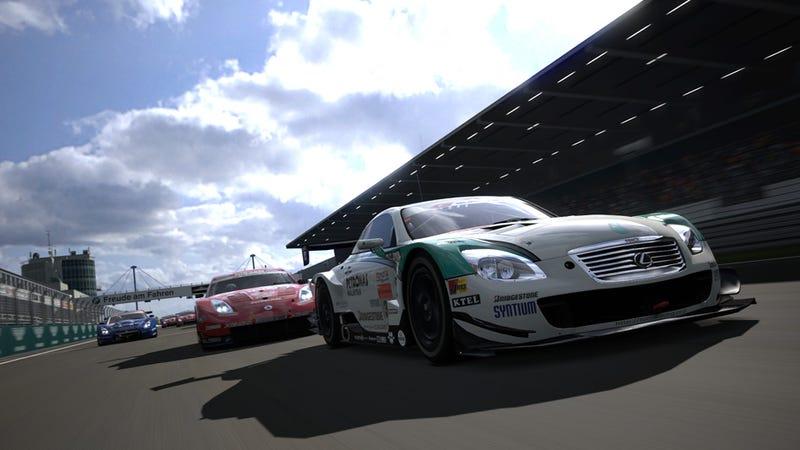 Gran Turismo 5 Gets 24 Hours Of Nürburgring Action