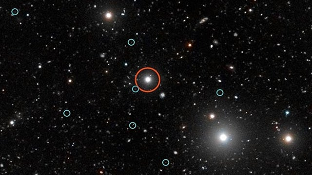Astronomers discover invisible, starless galaxies predicted by theory