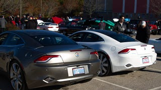November 2014 Raleigh, NC Cars and Coffee