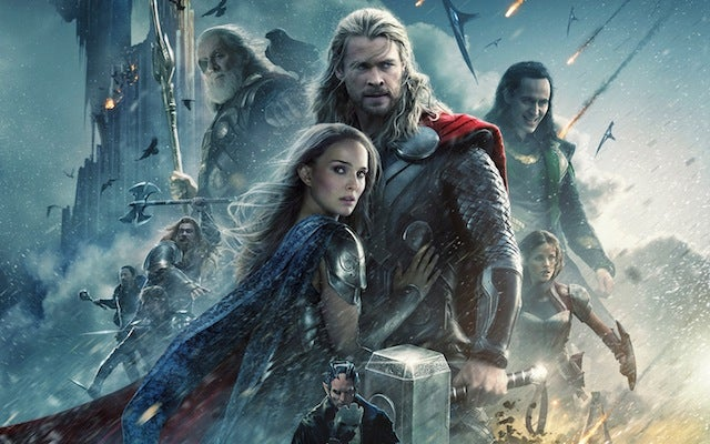 How Game of Thrones changed Thor 2's world for the better