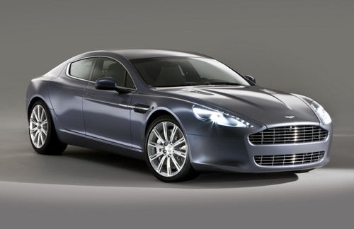 Panamera Wishes It Looked This Good: An Aston Martin Rapide High-Res Mega-Gallery