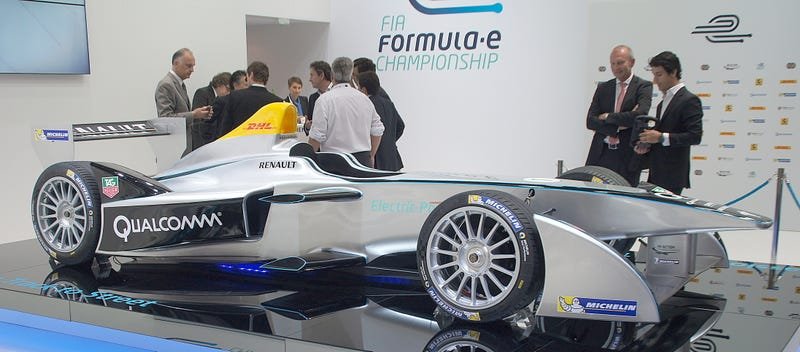 Excerpts from The Announcement of Formula PowerBoost World Series