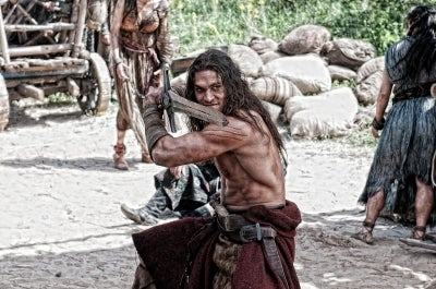 Conan the Barbarian Stills
