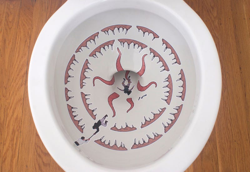 For $25, Your Toilet Can Become A Sarlacc Pit