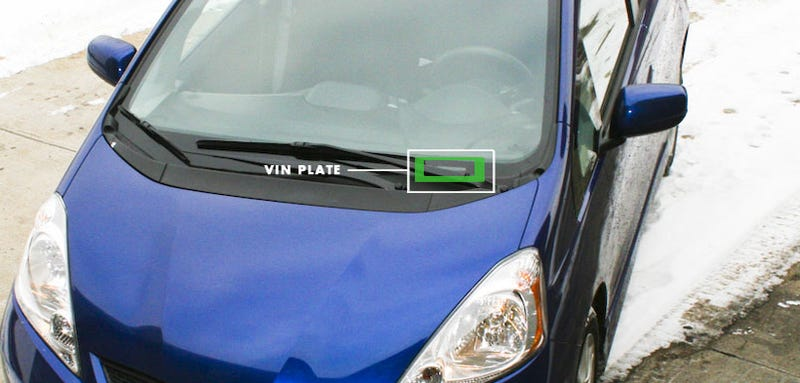 How To Read A Car's VIN