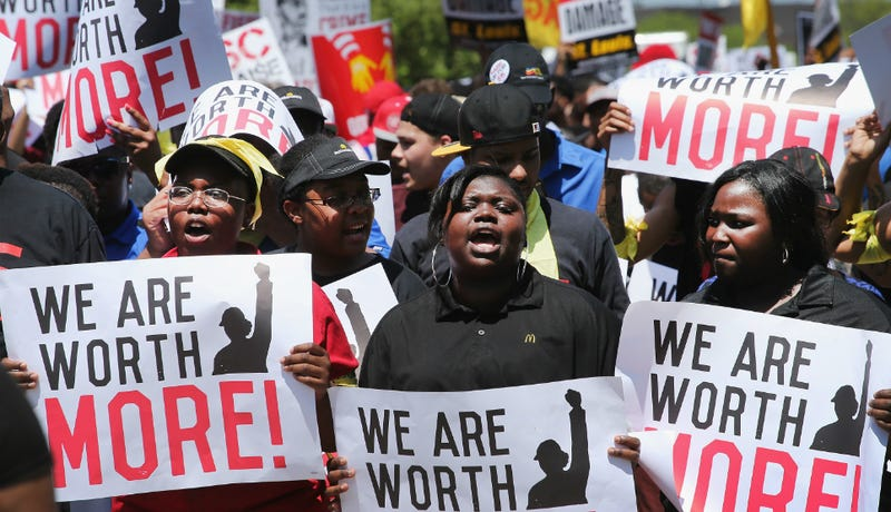 McDonald's CEO Abruptly Shifts Stance, Supports Minimum Wage Hike