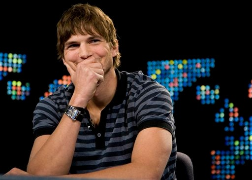 CNN Punk'd By Ashton Kutcher; Brooke Licked Blood Off Kiefer's Head