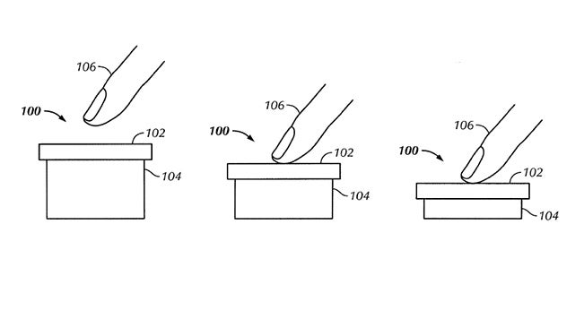 Apple Patent Supports Rumors of Pressure-Sensitive Touchscreens