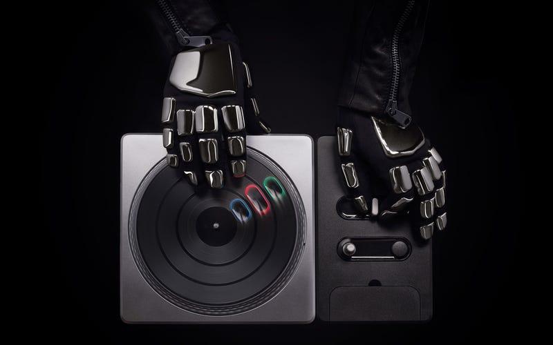 Last-Gen DJ Heroes