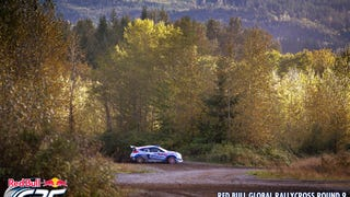 These Wallpapers of Red Bull GRC Cars Ripping Through The Forest Are Everything You've Always Wanted