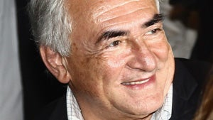 Dominique Strauss-Kahn Returns to France