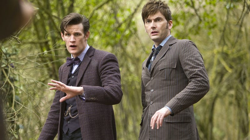 This Week's TV: Everything You Need to Know About Doctor Who Week!