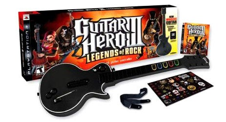 Rock Band Patch Adds Support for PS3 Guitar Hero III Controllers