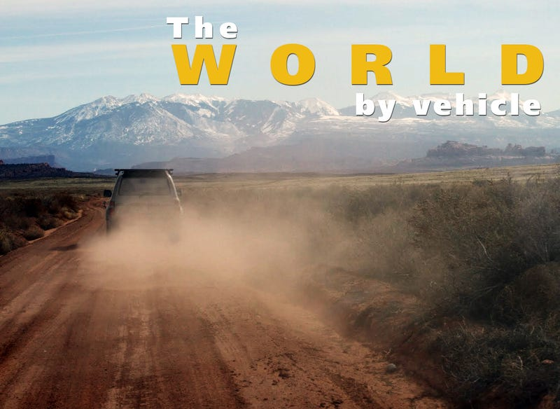 The World By Vehicle
