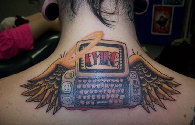 The 9 Most Terrible Tech Tattoos