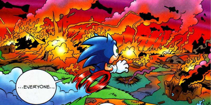 Where Sonic The Hedgehog Went Wrong