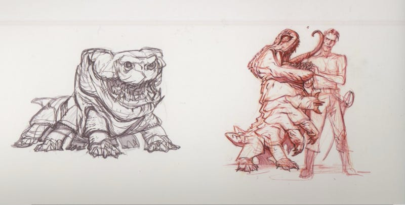 How John Carter's Martian Pet Woola Became the Cutest Movie Creature in Years