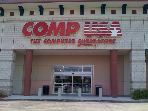 "CompUSA Re-Opening With 30 New Stores, Invents ""Retail 2.0"""