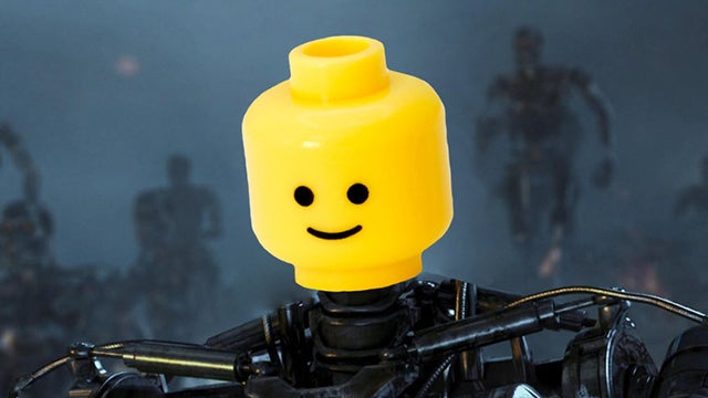 US Navy to Begin Production of Lego Robot Army