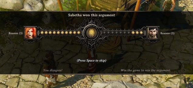 ​How To Always Win At Rock, Paper, Scissors in Divinity: Original Sin
