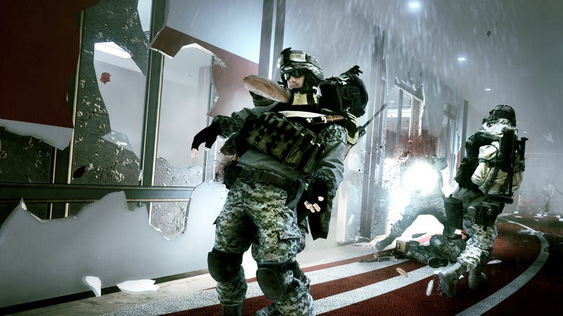 Modern What? No, Look at this Battlefield 3 Expansion Trailer. Over Here.