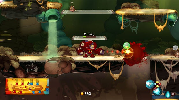 10 Reasons Why Awesomenauts is the Best MOBA Game Out There