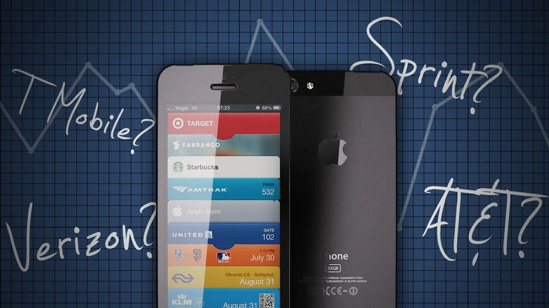 Pick the Best iPhone 5 Carrier
