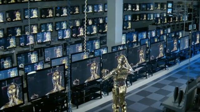 C-3PO Hates 3DTV Too
