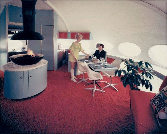 Meet the One-Hit-Wonder of 1960s Architectural Utopianism