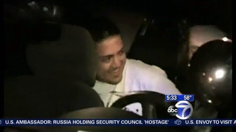 This Is Manhattan Speeder Christopher Adam Tang/Afroduck In Custody