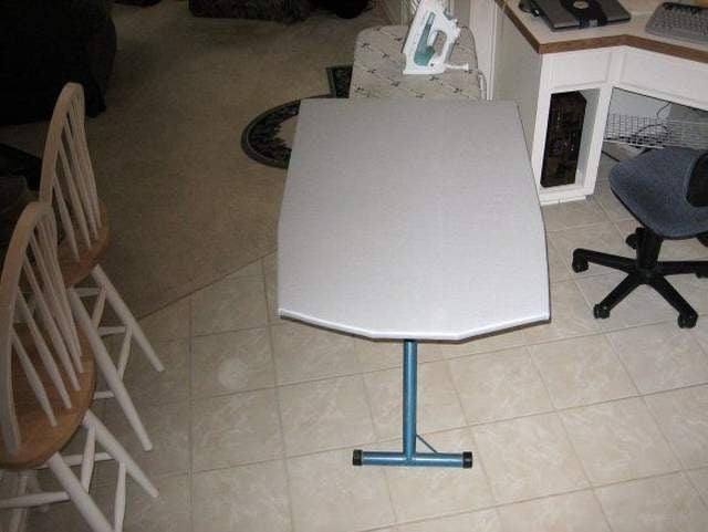 Challenge Winner: Iron Shirts Quickly with a DIY Ironing Board
