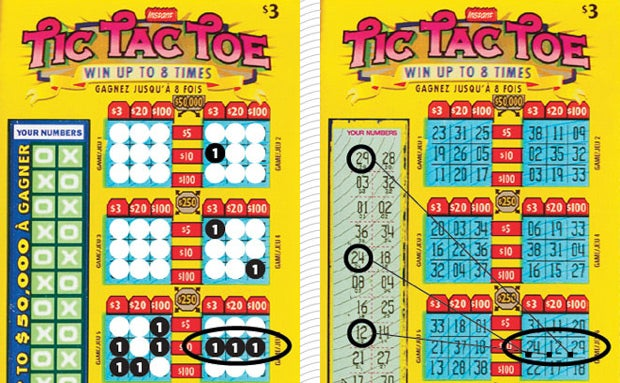 How a Statistician Beat Scratch Lottery Tickets