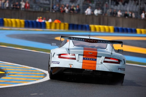 Aston Martin Preps For Repeat Le Mans Victory, We Gawk At Familiar Colors