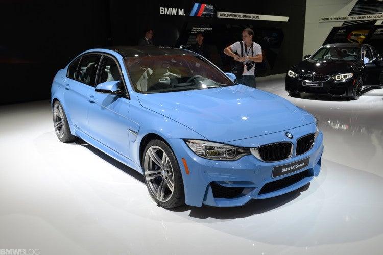2015 BMW M3 – $61,550, 2015 BMW M4 – $63,750