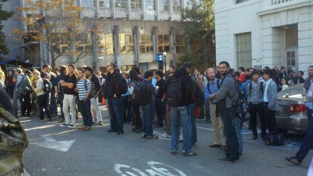 Campus Shooting at UC Berkeley (Updating Live)