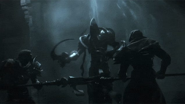 Diablo III's Expansion Sure Looks Dark. Finally!
