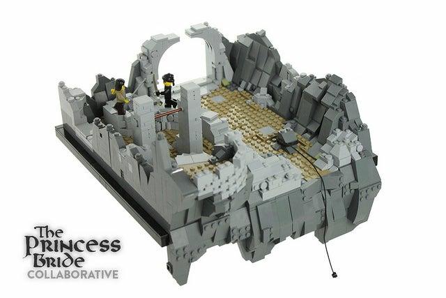 It's Inconceivable These Wonderful Princess Bride Lego Sets Aren't Real