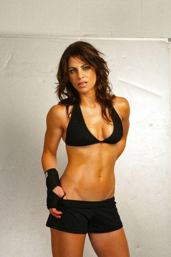 Fitness Guru Jillian Michaels Used To Be A Fatty