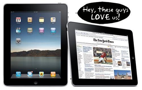 iPad Mega Meta Review: Works Great, No Surprises