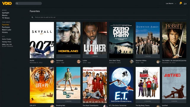 Vdio, from Music Streaming Service Rdio, Tells You What to Watch from Your Friends' Video Playlists