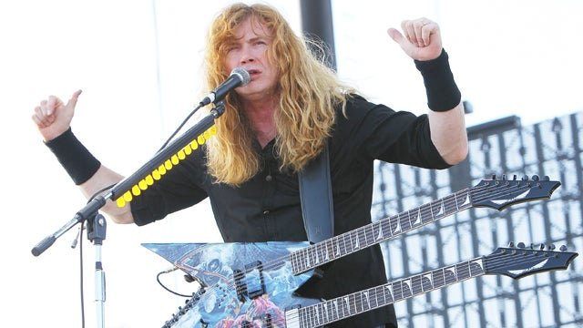 Suits Sell, But Who's Buying? Not Dave Mustaine