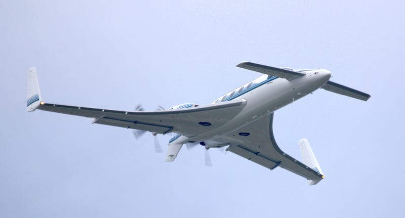 The Ten Weirdest Looking Airplanes To Ever Take Flight